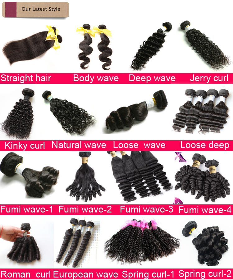 Hot Sale Grade 6A Brazilian Remy Virgin Hair 1B/99J color oem hair products