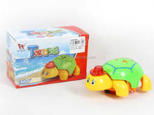 Super cute battery operated b/o little turtle with try everything song and light