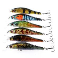 Plastic Fish Bait Minnow Japanese Fishing Lure