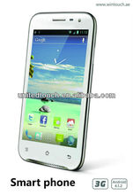 Best sellers china in 2013 MTK6577 WiFi GPS 3G Android cell phone