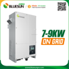 bluesun 8kw grid tie solar inverters for solar power system home