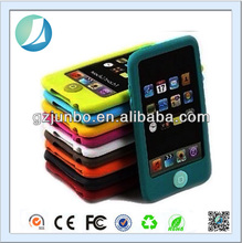 sell like hot cakes silicon case for ipod touch 4