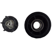 Motorcool Minibus Auto AC Compressor Parts Clutch Pulley assebly for Toyota