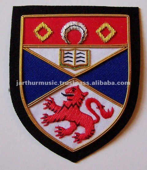 UK Scotland Saint Andrews University Fife School Class Reunion Alma Mater Patch