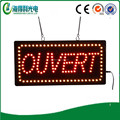 Shenzhen high quality indoor open led scrolling sign programmable sign display board