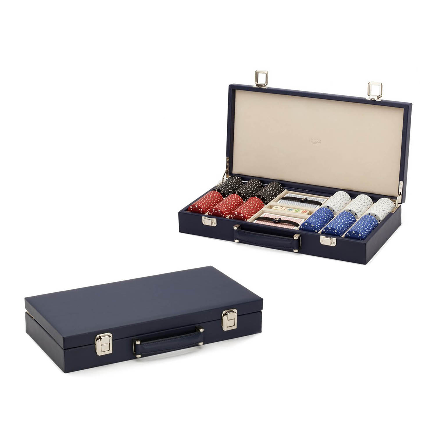 17 Inch Travel Set Wood Game Board Backgammon Set