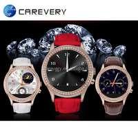 2016 latest smart watch mobile phone for girls/ ladies smart watch bluetooth phone