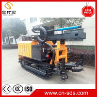 Hot pneumatic mini water well drilling rig