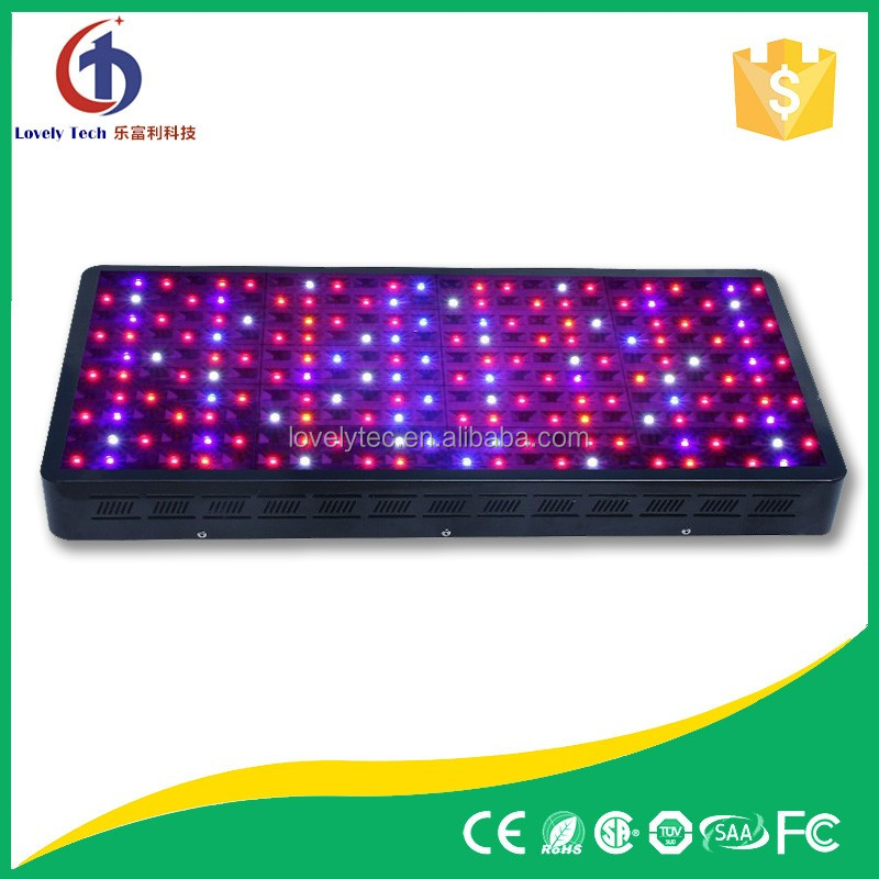3 years warranty 144pcs 5w chip veg bloom switch uv and ir full spectrum Advanced platinum series led grow light
