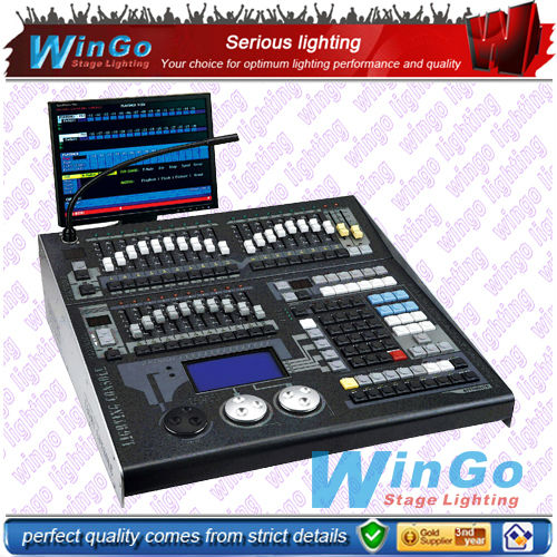 Professional 1024 DMX512 Light Dimmers / Stage Lighting Console