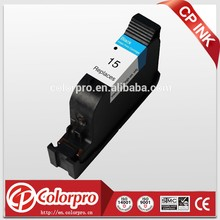Inkjet cartridge for hp 6615a for HP15 Replacement Ink Cartridge for HP DeskJet 845c Printer
