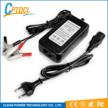 Hot Selling Intelligent Battery Charger Manufacturer 12V Lead Acid Motorcycle High Frequency Battery Charger