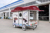 Roman Holiday Edition M Size European Style Environmental Protected Food Cart for Multifunctions