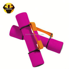 RAMBO Latest Hot Sale Foam Dumbbell Grip With Soft Hand Strap