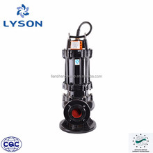 WQ Sewage Pump For Dirty Water