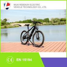 Electric High Quality 250W Disc Brake Mountain ebike MTB eBike moutain electric bike