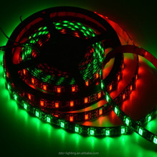 rgb led strip addressable waterproof ws2812 with factory bottom price