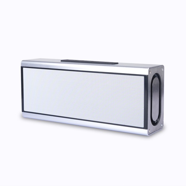 high end unique design 5w *2 portable speaker with siri nfc functions