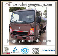Sinotruk cargo price howo ight truck for sale