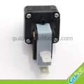Food waste disposers air push switches 16A 250v push button switch