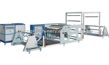 Hot Melt Laminating Machine for Foam and Fabric