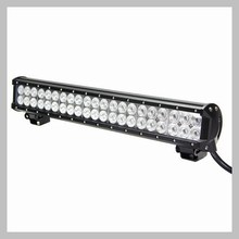 10-30v DC double row hot sale offroad driving lamp led light bar, police led roof light, 126w led light bar