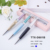 2017 New products heavy metal pen personalised crystal stylus pen with custom logo