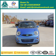 4 Wheel China Electric Vehicle/Electric Sedan with EEC Certification
