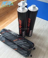 new hot pu/polyurethane glass sealant for car accessories high viscosity