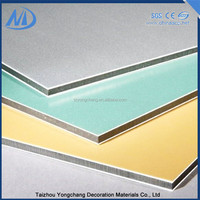 Mould-Proof Antibacterial alucobond aluminum perforated wall cladding panel,building material