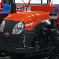 Farm Machinery High Quality Paddy Tracks Tractor For Sale