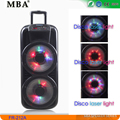 2016 Brand New Home Theater System Karaoke Speaker with colorful flash light