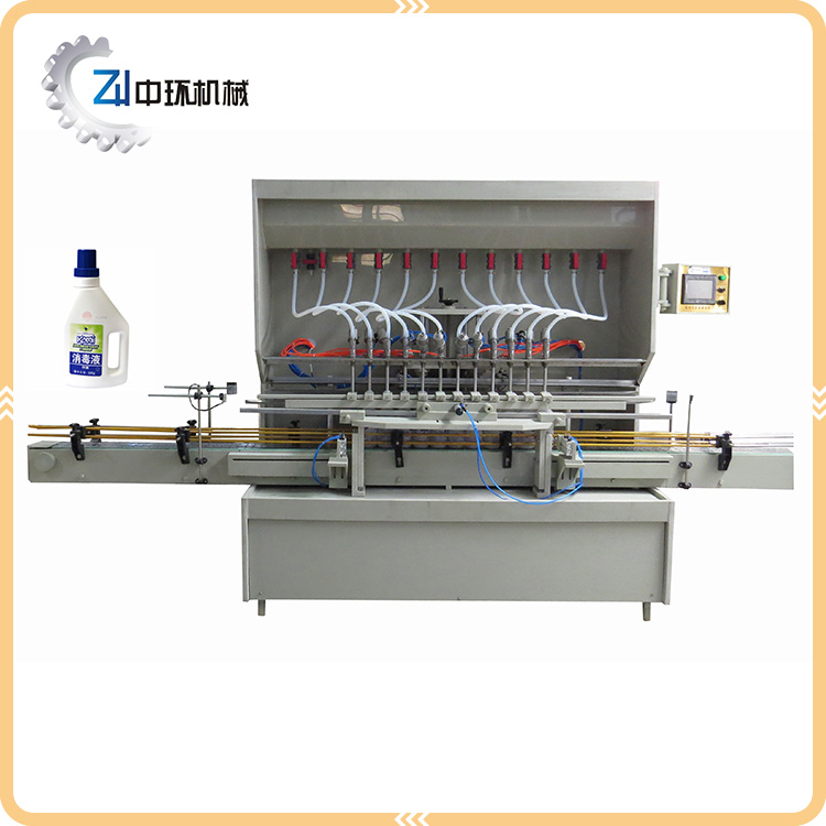 Factory Price Soft Drink Filling Machine