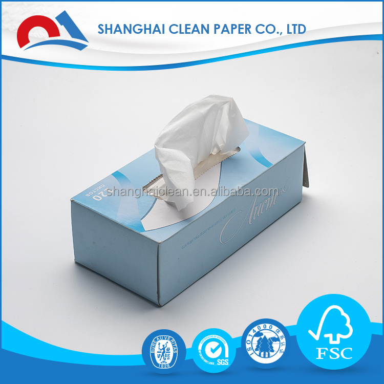 Small Box Facial Tissue Soft Pack Oem Factory