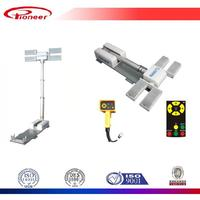 Auto mobile light tower- 300w led light source-1.8M mast