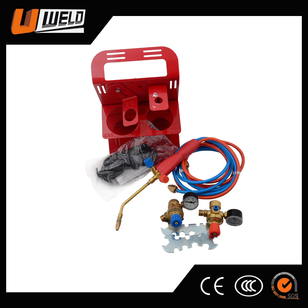 UWELD 1C016-0020 New Portable Gas Brazing & Welding Kit
