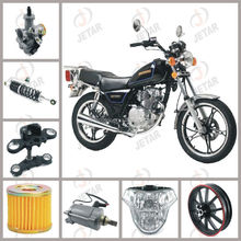 GN125 chinese motorcycle parts & brembo brake caliper & air filter