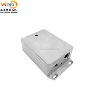 ip66 diecast metal aluminum electronics enclosure die cast junction box