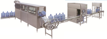 20 liter bottle/5 gallon drinking water filling machine
