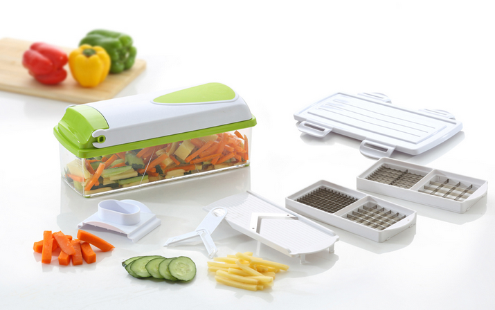 As seen on TV multi functional vegetable slicer and fruit cutter