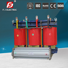 CE approved 3 phase delta star isolating 11kva transformer