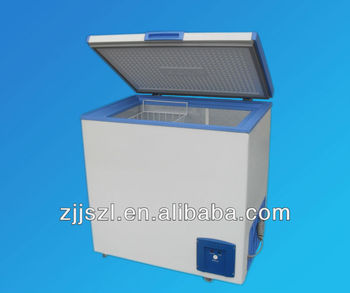 New energy saving freezer, top door freezer BD/BC-150
