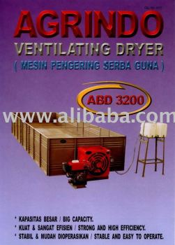 Agrindo Ventilating Dryer