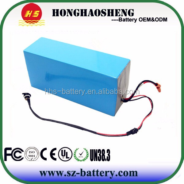 Rechargeable 18650 3S12P li-ion battery pack 12v 30ah for power tools