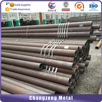 Erw Welded Bi Steel Pipe Q235