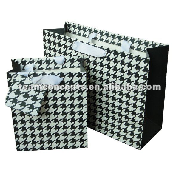 Promotion paper carry bags