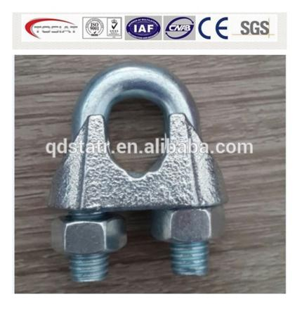 Wholesale Rigging Hardware Stainless Steel DIN741 Wire Rope Clip/Clamp
