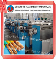 Widely Used electric wire and cable Coating Extrusion Machine +8618236986068