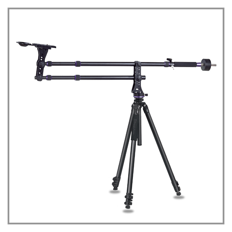 Custom OEM Kingjoy VT-3530 High Quality Professional Video Camera Tripod Head for Film Shooting