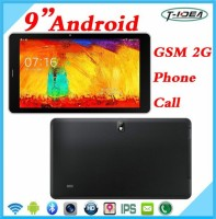 "Hot selling 9"" Tablet Pc Android 4.4 Built-in 2G Support Calling,Phone Tablet With Sim Card"